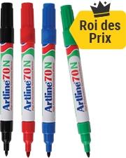 À partir de €14,99 Marqueurs permanents Artline
