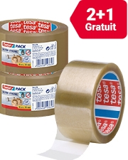 À partir de €2,99 Ruban adhésif d'emballage tesa