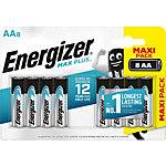 Energizer AA Alkali Batterien Max Plus LR6 1,5 V 8 Stück
