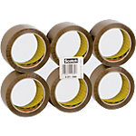 Scotch Verpackungsklebeband 371 50 mm x 66 m Braun
