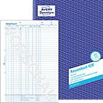 AVERY Zweckform Kassenbuch 426 A4 Perforiert