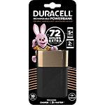Duracell Powerbank 3J 10050 mAh
