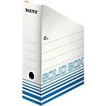 Leitz Solid Archiv Stehsammler Hellblau 900 Blatt 10 x 26 x 32 cm 10 Stück