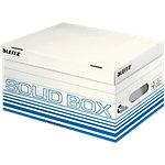 Leitz Aufbewahrungsbox Solid Hellblau Karton 26.5 x 37 x 19.5 cm 10 Stück