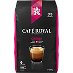 CAFÉ ROYAL Kaffeebohnen Crema 1 kg