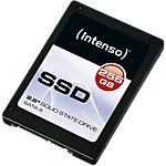 Intenso 256 GB Internes SSD, Top Performance Schwarz