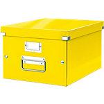Leitz Click & Store 60440016 Aufbewahrungsbox Gelb 28.1 x 37 x 20 cm