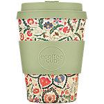 Ecoffee Cup Kaffeebecher Papafranco 340 ml Mehrfarbig