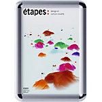 Paperflow Clip Bilderrahmen DIN A4 12 Stück