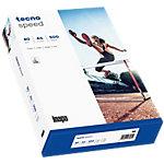 Tecno Speed Druckerpapier A4 80g Weiss 500 Blatt