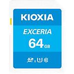 KIOXIA SD Speicherkarte Exceria U1 Klasse 10 64 GB