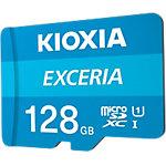 KIOXIA Micro SD Speicherkarte EXCERIA U1 Klasse 10 128 GB