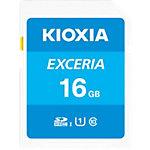KIOXIA SD Speicherkarte Exceria U1 Klasse 10 16 GB