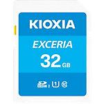 KIOXIA SD Speicherkarte Exceria U1 Klasse 10 32 GB