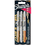 Sharpie Permanent Marker Metallic 3 Stück