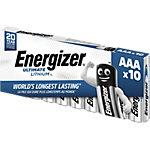 Energizer Batterien L92