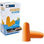 M Safe Gehörschutzstöpsel 8011 I Orange 250 Stück