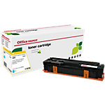 Kompatibel Office Depot HP 203X Tonerkartusche CF541X Cyan