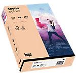 Tecno Lachs Pink A4 120 gsm Papier 250 Stück