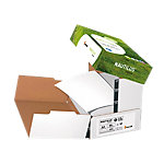 Nautilus Kopierpapier ProCycle 100 % recycelt DIN A4 Weiß 135 CIE Quickbox mit 2500 Blatt