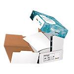 Nautilus Kopierpapier SuperWhite 100 % recycelt DIN A4 Weiß 150 CIE Quickbox mit 2500 Blatt