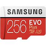 Samsung MicroSDXC Speicherkarte Evo Plus 256 GB