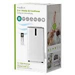 Nedis Mobile Klimaanlage 12000 BTU 36 x 42 x 72 cm