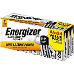 Energizer AA Alkali Batterien Power LR6 1.5V 24 Stück