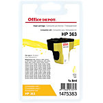 Kompatible Office Depot Tintenpatrone HP 363 C8773EE Gelb