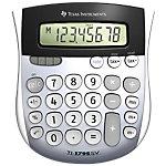 Texas Instruments Taschenrechner TI 1795 8  stelliges Display Grau
