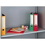 Bisley Fachboden für Flügeltürenschrank Office Lichtgrau 908 x 390 x 22,9 mm