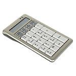 BakkerElkhuizen Numerische Tastatur 840 Grau