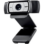 Logitech Webcam C930E Schwarz