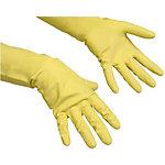 Vileda Handschuhe 100163 Naturlatex Größe L Gelb