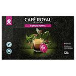 CAFÉ ROYAL Lungo Forte Nespresso* Kaffee 50 Stück