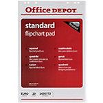 Office Depot Flipchart Papier Euro 70 g