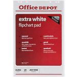 Office Depot Flipchart Papier Euro 80 g