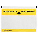 Elco Dokumenten  und Lieferscheintaschen C6 175 x 110 mm 250 Stück