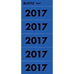 Leitz Etiketten Blau 20 Blatt à 5 Etiketten