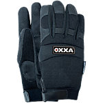 Oxxa Handschuhe Thermo Synthetik Größe M Schwarz 2 Stück