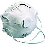 M Safe Atemschutzmaske 6210 Kunststoff Universal Weiss 10 Stück