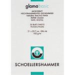 SCHOELLERSHAMMER Skizzenblock A4 100 g