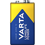 VARTA Batterien LONGLIFE Power 9V