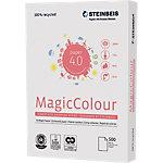 Steinbeis Magic Colour Recycling Kopierpapier DIN A4 Weiss 80 g
