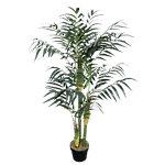 Künstliche Pflanze Bambus Grün 1'000 mm