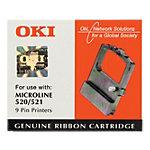 OKI 4837 Original Schwarz Farbband 9002315