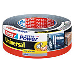 tesa extra Power Klebeband 56389 48 mm x 50 m Silber
