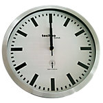 TechnoLine Wanduhr WT8610 30 x 4.2 cm Grau