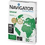 Navigator Universaldruckerpapier DIN A4 80 g