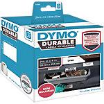 DYMO Hochleistungs Etiketten 1976414 59 x 102 mm Schwarz, Weiss 50 Stück